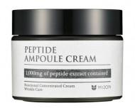 Крем пептидный для лица MIZON Peptide Ampoule Cream 50мл: фото