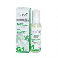 Гель для снятия макияжа с экстрактом персика TEANA 125мл: фото