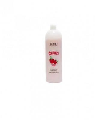 Бальзам для всех типов волос Малина Kapous Studio 1000мл: фото