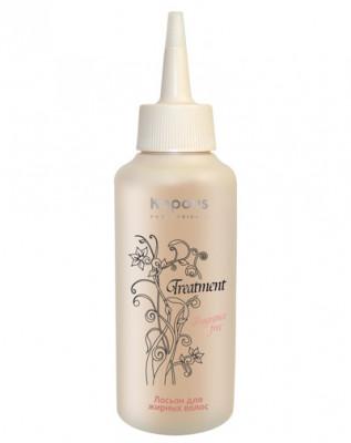 Лосьон для жирных волос Kapous Fragrance free Treatment 100мл: фото