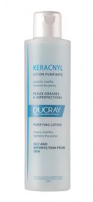 Лосьон очищающий для проблемной кожи Ducray Keracnyl Purifying lotion 200 мл: фото