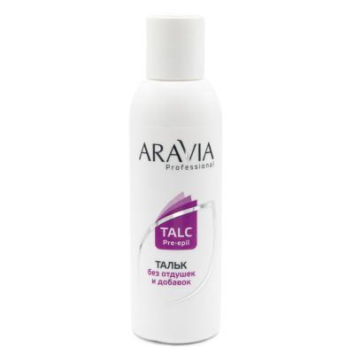 Тальк без отдушек и химических добавок Aravia Professional 150мл: фото