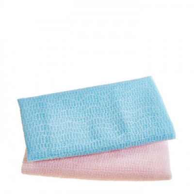 Мочалка для душа Sungbo Cleamy Pure Cotton ShowerTowel 28х100 1шт: фото
