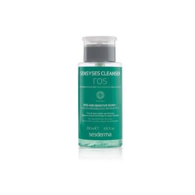 Лосьон липосомальный для снятия макияжа для чувствительной и склонной к покраснениям кожи Sesderma SENSYSES Cleanser ROS 200 мл: фото