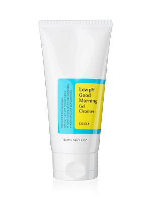 Мягкий гель для умывания COSRX Low pH Good Morning Gel Cleanser: фото