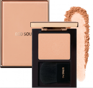 Румяна THE SAEM Eco Soul Luxe Blusher BE01 Nude Veil: фото