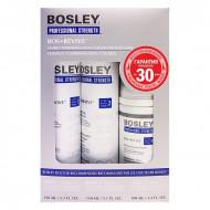 Отзывы Система синяя для истонченных неокрашенных волос Bosley Bos Revive for Visible Thinning Non Color Treated Hair 150мл*2 + 100мл