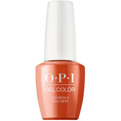 Гель лак для ногтей OPI GelColor Suzi Needs a loch-smith 15 мл: фото