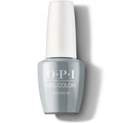 Гель для ногтей OPI ICONIC GCSH6 Ring Bare-er: фото
