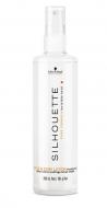 Безупречный спрей объем и уход мягкой фиксации Schwarzkopf Professional Silhouette style & care lotion 200 мл: фото