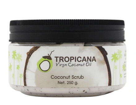 Скраб для тела КОКОС TROPICANA Coconut Body scrub 250г: фото
