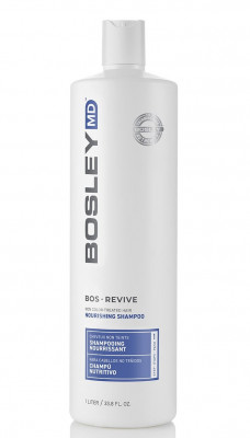 Шампунь-активатор от выпадения и для стимуляции роста волос (для неокрашенных волос) Bosley Pro BosRevive Nourishing Shampoo for Non Color-Treated Hair 1000мл: фото