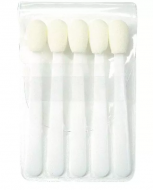 Аппликаторы пластиковые в чехле EUROSTIL 5 шт белые: фото
