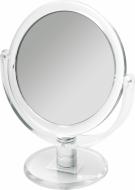 Зеркало настольное двойное Titania 125 мм: фото