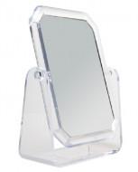 Зеркало настольное двойное Titania 110*150мм: фото