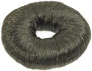 Кольцо для вечерних причёсок (хлопок) 9см Sibel черное: фото
