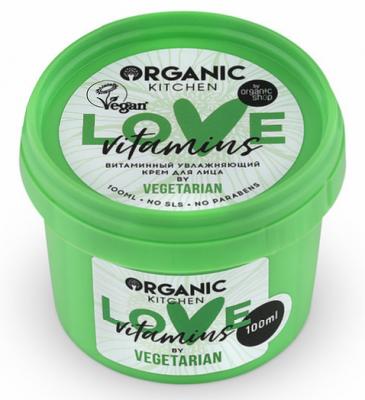 Крем увлажняющий витаминный от холдинга Organic Kitchen @vegetarian_ru