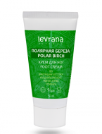 Крем для ног Levrana