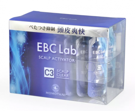 Сыворотка-активатор для жирной кожи головы Momotani EBC lab scalp clear scalp activator 2мл*14шт: фото
