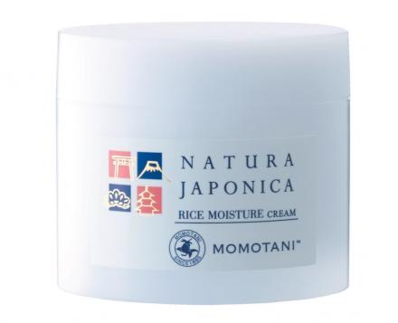 Крем увлажняющий с экстрактом риса Momotani Nj rice moisture cream 48г: фото