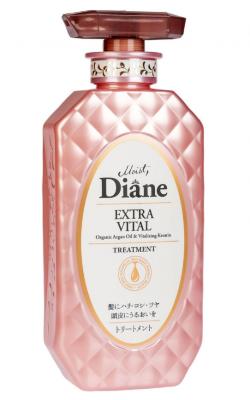 Бальзам-маска кератиновая Уход за кожей головы Moist Diane Perfect beauty 450мл: фото