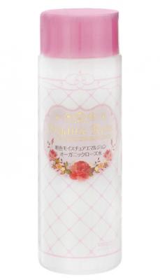 Эмульсия увлажняющая с экстрактом дамасской розы Meishoku Organic rose moisture emulsion 145мл: фото