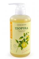 Мыло жидкое ароматерапия Лимон Laura Rosse Body wash lemon 500мл: фото