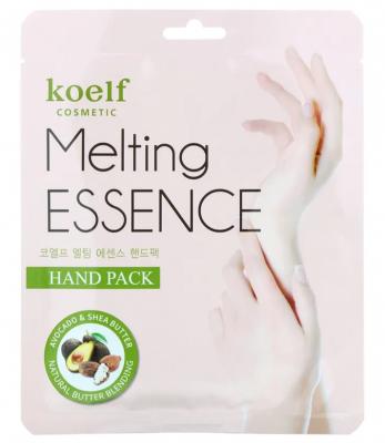 Маска-перчатки для рук СМЯГЧАЮЩАЯ PETITFEE KOELF MELTING ESSENCE HAND PACK 14г: фото