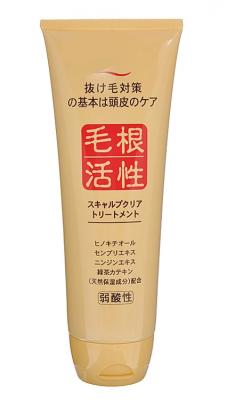 Маска для укрепления и роста волос JunLove Scalp clear treatment 250г: фото