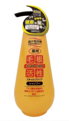Маска для волос против перхоти JunLove Scalp clear treatment 500мл: фото